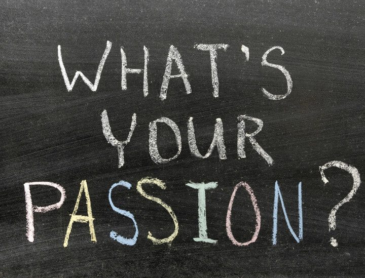 How do you know if you have discovered your passion?