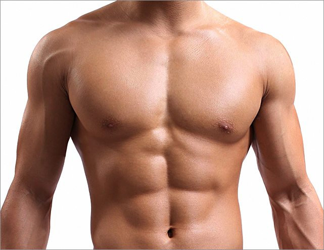 Part 2: How to build the Ideal Male Physique