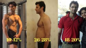 Akash Body Fat Percentage